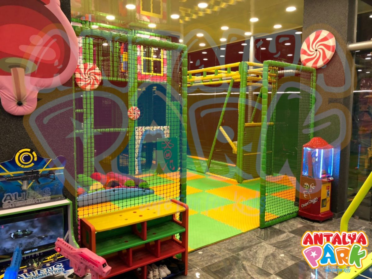 SOFT PLAY OYUN ALANLARI